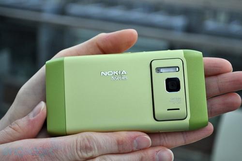 Несколько фото сделанных Nokia N8 при низкой освещенности