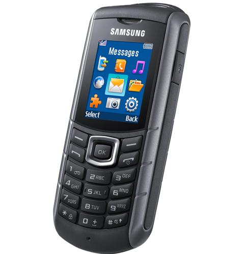 Samsung Xcover E2370 – о зарядке Вы вспомните только спустя 2 месяца
